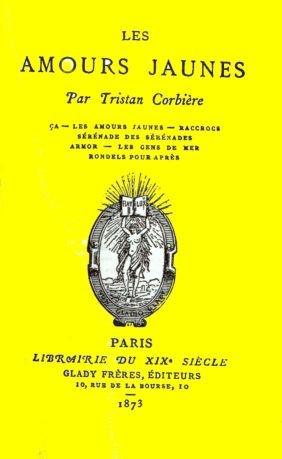 Couverture originale de l'oeuvre parue en 1873 chez les frères Gladys.